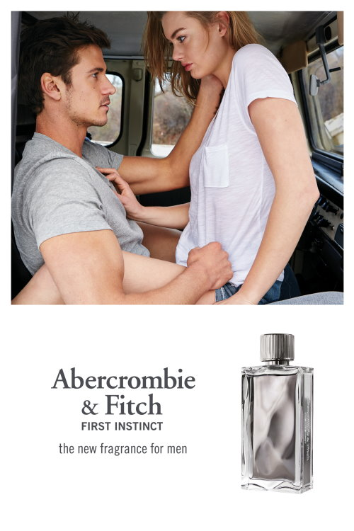 Abercrombie & Fitch First Instinct 同名經典男性淡香水