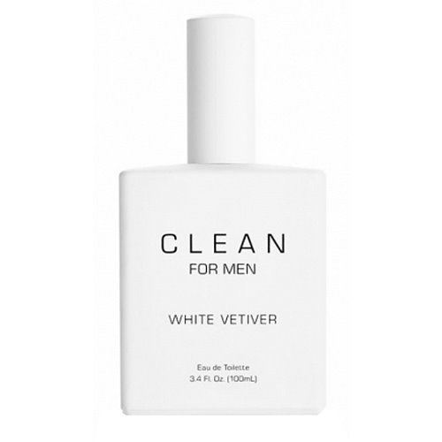 Clean White Vetiver  白色香根草男性淡香水 TESTER