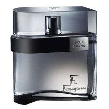 Salvatore Ferragamo F BLACK 夜色男性淡香水迷你瓶