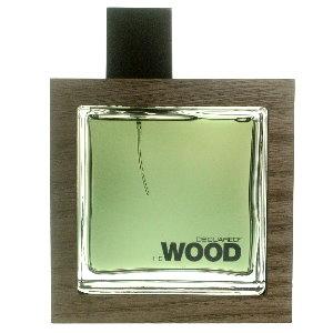 DSQUARED? He Wood Rocky 落磯山木男性淡香水  100ml   (本站空運來台‧搭贈噴式香水行動補充空瓶二支)