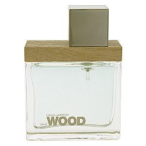 DSQUARED? She Wood crystal creek wood 水晶溪流女性淡香精  50ml    (本站空運來台‧搭贈熱門品牌試管香水二支)